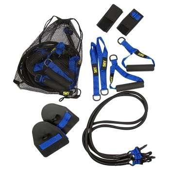 Комплект для сухого плавания Dry swimming kit, цвет синий
